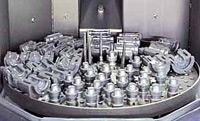 дробеструйная обработка металлических деталей